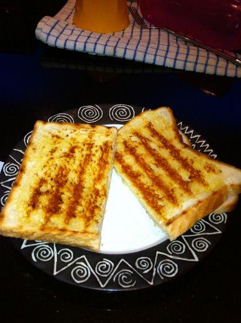 Cómo cocinar el mejor queso asado Sandwich Receta