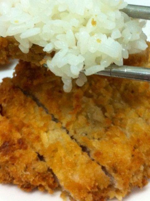 Cómo cocinar Tonkatsu (japonés frito de cerdo chuleta) ?????????????????? Receta