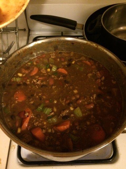 Cómo cocinar Turquía Chili (Sin Gluten / puede Ser vegano) Receta