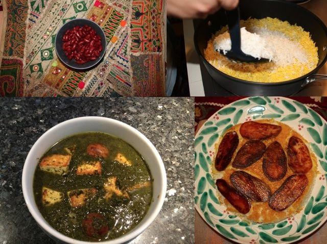 Cómo cocinar vegano Sabzi Estofado Receta
