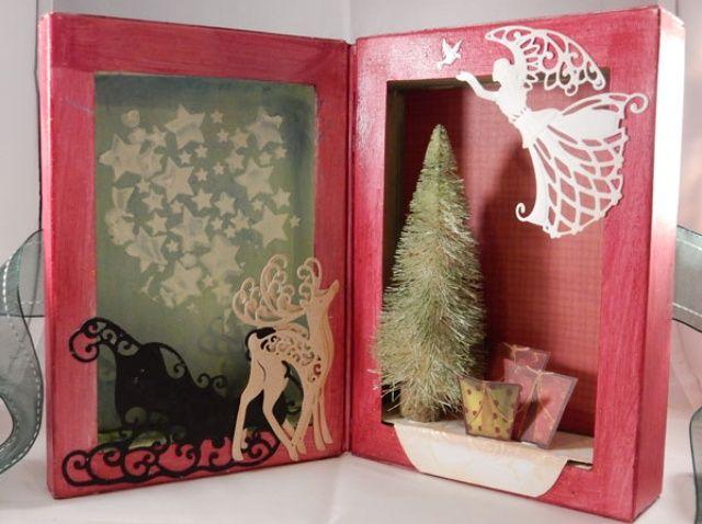 Cómo crear un libro de Navidad por Steph Ackerman