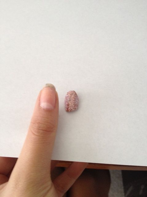 Cómo crear una Peel Pegamento para Uñas y Remoción del brillo.