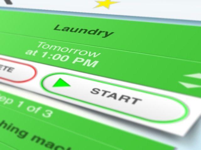 Cómo crear una lavandería de tareas en Qcard