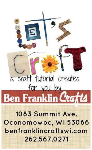 Esperamos que hayan disfrutado de este proyecto Nacional de Artesanía mes! Por favor enviar una foto de su Tarjeta Bendiciones a nuestra página de Facebook: http://facebook.com/pages/Ben-Franklin-Crafts/333747557922