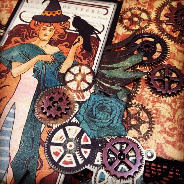 Gracias por ver mi Snapguide hoy. Para más inspiración e ideas, por favor visite mi blog: AnnettesCreativeJourney.blogspot.com