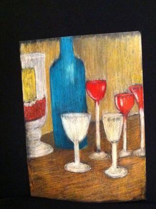 Finalmente, después de un montón de pequeñas correcciones y calcos, que's finished. Enjoy! faithhopeandart.blogspot.com