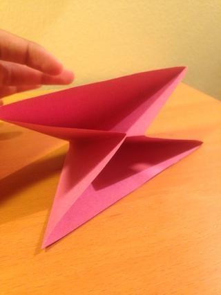 Esta es la forma en que debe ser similar, un triángulo