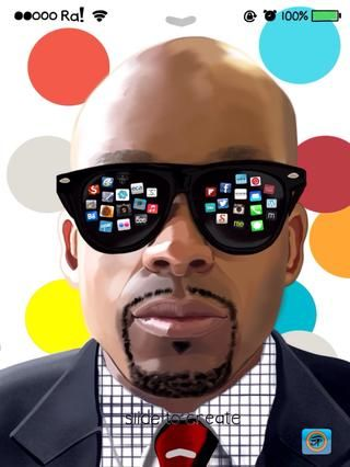Espero que hayan disfrutado de la guía. Por favor, siéntase libre de dejar preguntas o comentarios. Mírame en la web en http://raheemnelson.com para ver más arte del iPad.
