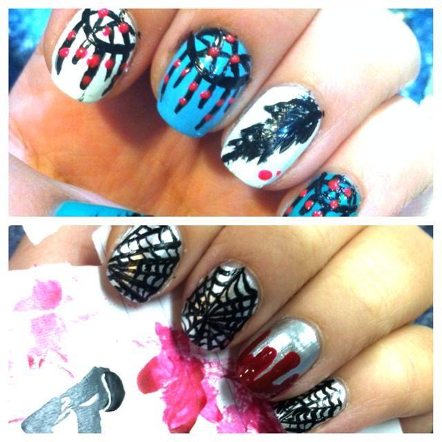 Para más arte de uñas prueba estos otros guías!
