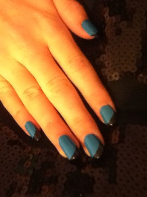 Cómo crear Nails para un vestido de Negro