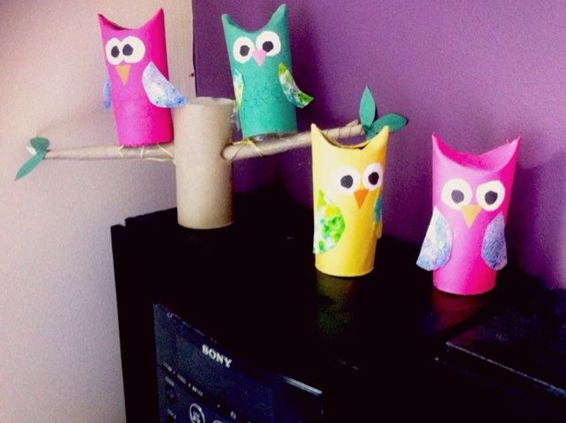 Cómo crear decoraciones de búho para su dormitorio!