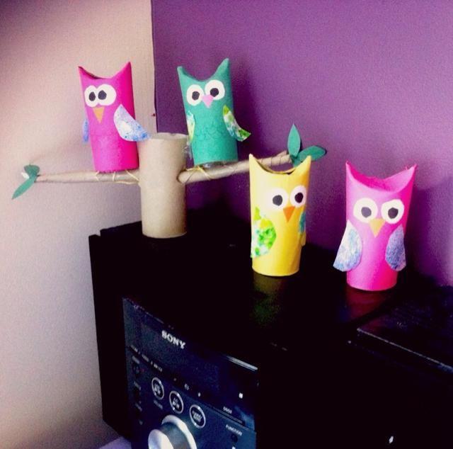 Se ve muy bien como decoración de la habitación mi hermana y yo los hice hoy y decoró su habitación con ella