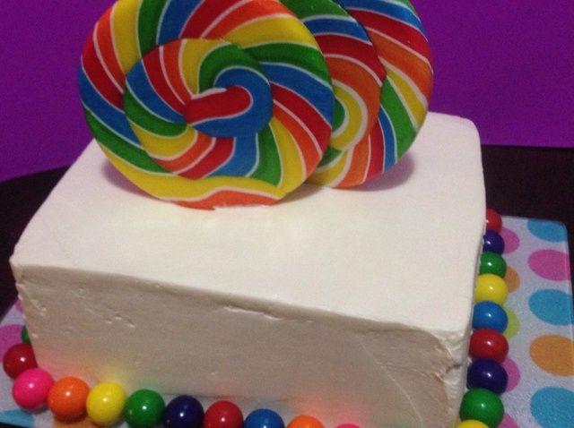 Cómo decorar un pastel lindo para Bajo $ 5.00 Receta