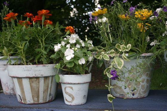 Cómo decorar Jardín Ollas