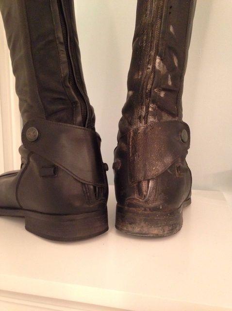 Cómo limpiar Profundo Sus botas de montar