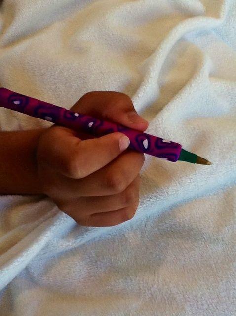 Cómo diseñar un Pen Sculpey cubierto