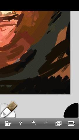 Sólo muestra un color cercano y arrastrar sobre el elemento deseado.