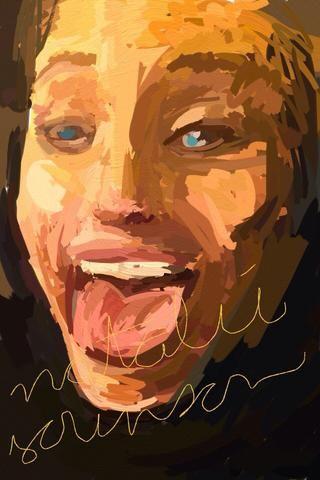 Una pintura digital original! Gracias por ver mi cómo hacerlo! Siempre hay más en JoeBobLeigh.com