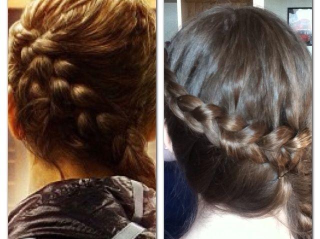 Cómo hacer un Katniss Braid (Dutch Braid)