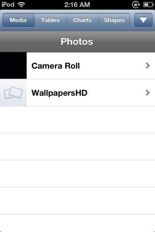 Elija una imagen de la cámara en marcha.
