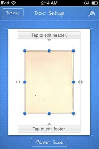 Voy a utilizar el fondo de mi hacer un libro Snapguide. Cambiar el tamaño del fondo.