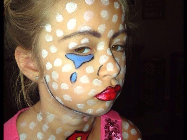 ¿Cómo hacer maquillaje fácil de Halloween
