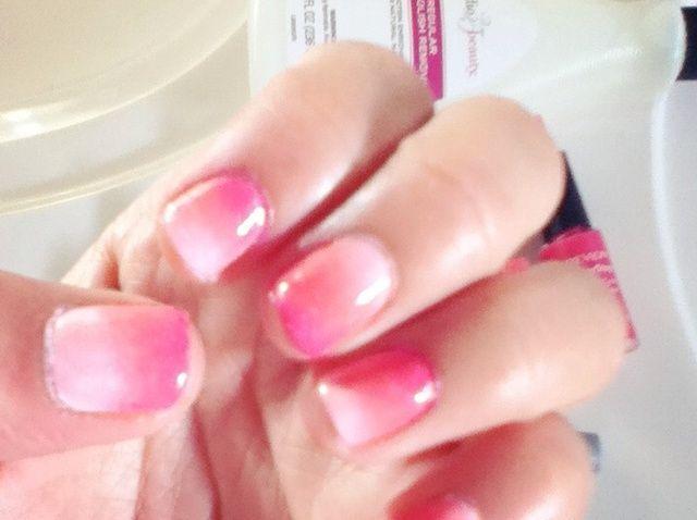 Cómo hacer Gradient Nails