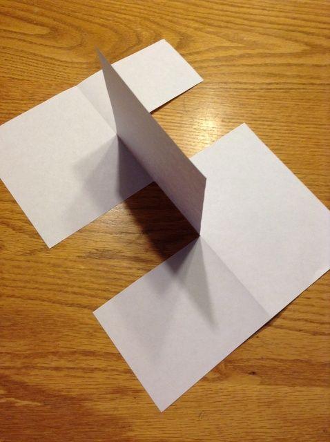 Cómo hacer el truco de papel Imposible