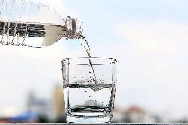 Cómo hacer Mármol Agua Nail Art