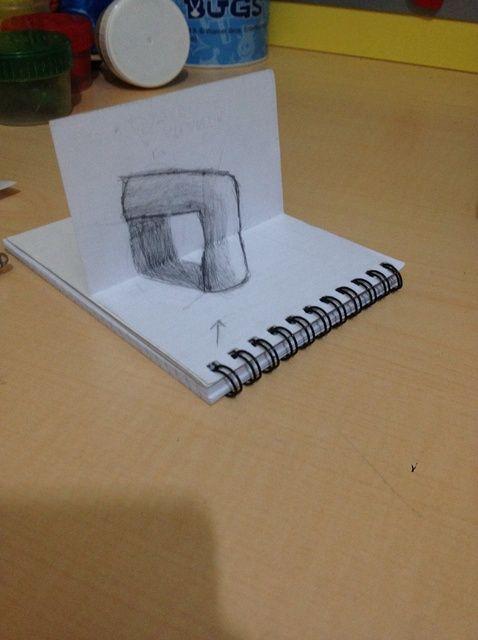 Cómo dibujar Dibujos 3D