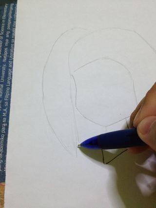Algo Sketch como esta en el lado izquierdo de la cabeza.