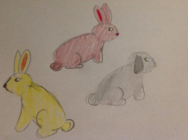 Cómo dibujar un conejo
