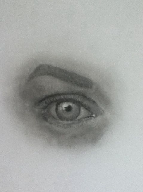 Cómo dibujar un ojo realista con la profundidad