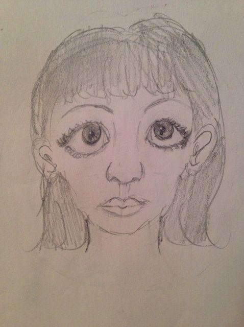 Cómo dibujar una cara realista Semi-