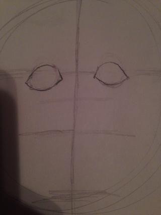 Revise el contorno poniendo más presión sobre el lápiz