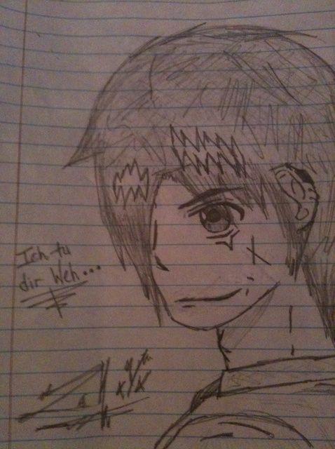 Cómo dibujar una cara Carácter Anime / Manga :)
