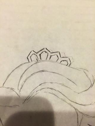 Añadir la corona