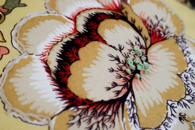 Fotografía - Cómo Embellecer Almohadas | Francés DIY del nudo del bordado