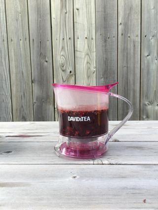 Laisser infusor le thé de 10 a 15 minutos. Plus Le The infundir longtemps, además de la saveur de vos sucettes Glacees sueros intensa.