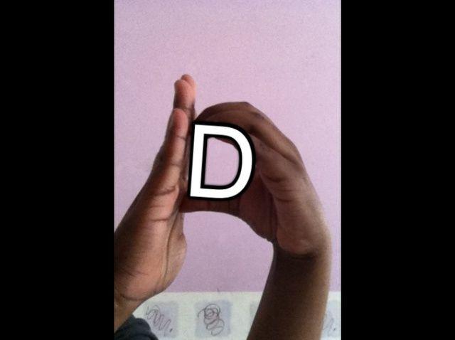 Cómo fingerspell en BSL (Lengua de Signos Británica)