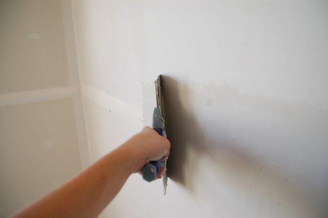 Fotografía - Cómo: Articulaciones Finalizar Drywall