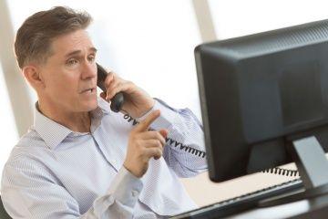 La opción para manejar la aplicación de identificación fiscal a través del teléfono sólo está abierto a los solicitantes internacionales.