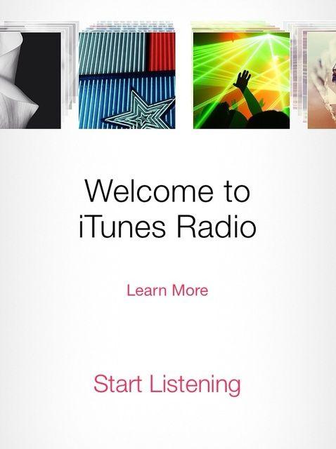 Cómo conseguir iTunes Radio