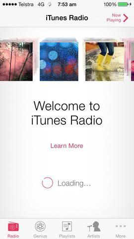 Al iniciar la aplicación por primera vez desde la actualización, verá esta pantalla. Espere un momento ...