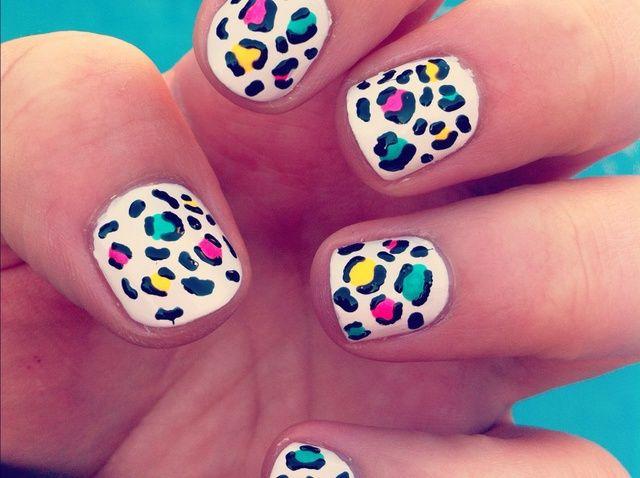 Cómo obtener Nails Leopard