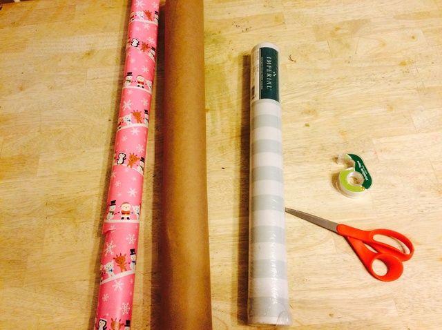 Cómo envolver como regalo Odd Shapes la Bolsa de regalo Way!