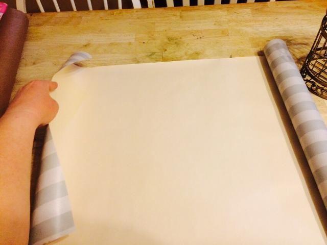 Coloque el papel.