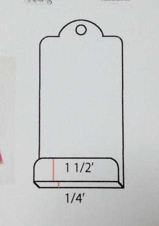 Hacer 3 álbum Etiqueta con Graphic45 grande álbum Tag
