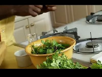 Chef interno: Usar las hierbas para cocinar