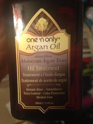 Aceite de argón es ideal para el cabello